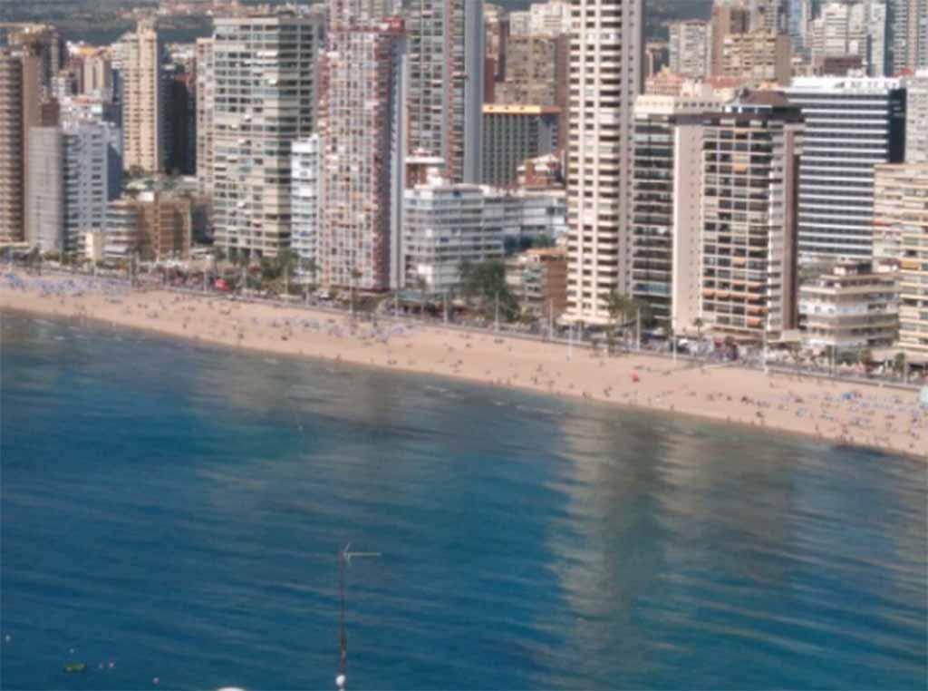 Alquiler de piso con vistas al mar pisos en benidorm - Alquiler de pisos en villajoyosa ...